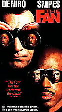 The Fan (VHS, 1997, Closed Captioned)