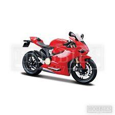 1 18 Ducati 1199 Panigale Diecast Motorcycle Model Maisto