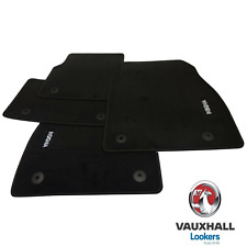 Genuine Vauxhall Insignia A Facelift Carpet Floor Mats Set of 4 2014-2017 New