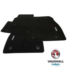 Genuine Vauxhall Insignia A Sport Tourer Facelift Carpet Floor Mats 2014-2017