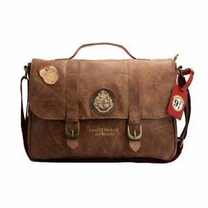 Harry Potter Hogwarts Satchel Messenger Bag