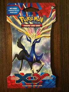 Pokemon TCG XY Base Booster Pack - Sealed