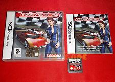 RIDGE RACER Nintendo Ds Versione Ufficiale Italiana ○○○  USATO - DM