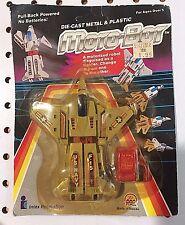 Moto-Bot ~ Die-Cast Robot / Jet ~ Vintage Transformers GoBots Knock-Off 1984