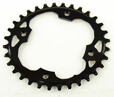 ABSOLUTE BLACK CHAINRING Oval 94 BCD 4-bolt 32T 1x10/11