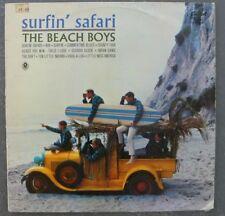 THE BEACH BOYS Original 1970 WRC Vinyl LP VG/VG SURFIN' SAFARI - S/4612