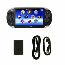 Sony PlayStation Vita 1000 Wifi Handheld Video Game Console with Charger