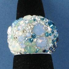 Swarovski  Chic Multi blue     ring   55  1041083   New