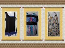 Fab Nice 27x Bundle femme vêtements Taille 10 EU 38 ou FILLE 13/14 Y 15 (4)
