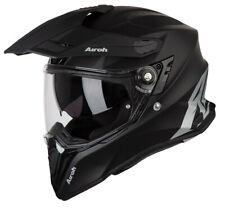 Full Face Helmet Offroad Enduro Motard Airoh Commander Matte Black Helmet