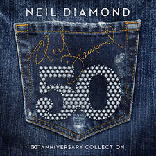 50th Anniversary Collection 0602557349412 by Neil Diamond CD
