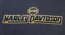 Harley Davidson 2005 Laredo Texas Men's T shirt Size XL USA # 886