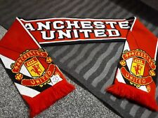 Manchester United Football Supporters Scarf