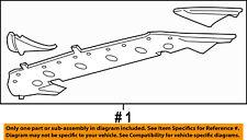 FORD OEM 15-18 Edge Splash Shield-Radiator Support-Front Deflector FT4Z8310D