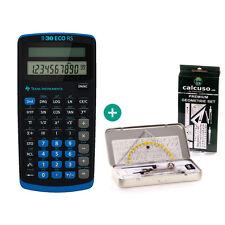 TI 30 ECO RS Taschenrechner + Premium GeometrieSet