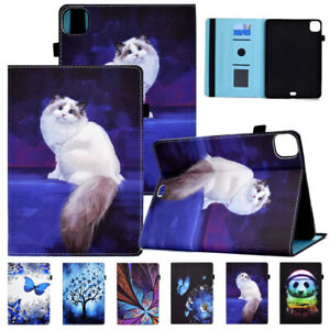 Flip PU Leather Smart Stand Case Cover for iPad 5 6 7 8 9th Gen Pro Air 3 4 Mini