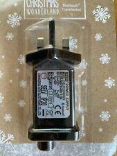 Bluetooth Plug-in Light Controller Transformer; Decorative LED Lights UK 3 Pin