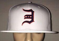 EMINEM SLIM SHADY x New Era Detroit Tigers Opening Day Snapback Hat Shady