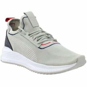Puma Avid Evoknit Sports Stripes  Mens Running Sneakers Shoes