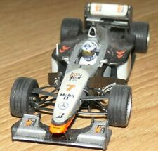 MINICHAMPS McLaren Mercedes MP4/13 | David Coulthard | Maßstab 1:43 | neuwertig