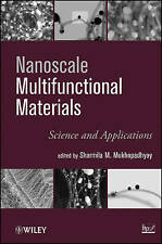 Nanoscale Multifunctional Materials. Science and Applications (Hardback book, 20