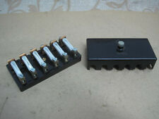 vw bus fuse box nos made in 6 fuses fuse box vw volkswagen split bus beetle dkw mercedes