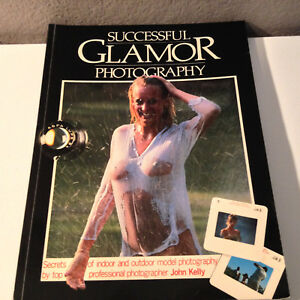 Successful Glamour Photography by John Kelly -Textbook Paperback-Very Good Cond.