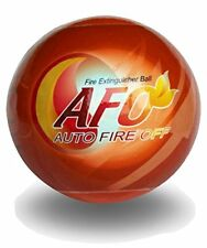 Afo Compact Fire Extinguisher Ball - Safe Self Activating & Easy to Use