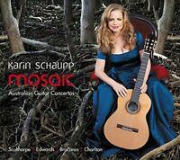 Karin Schaupp - Richard Charlton: Mosaic: Australian Guitar Concertos [CD]