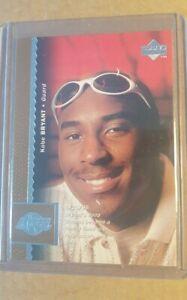Kobe Bryant upper deck RC #58 lakers