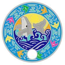 Pathtag 32714 - Whale Zamami Okinawa JMC - Japanese Manhole Cover