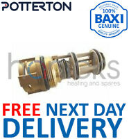 Potterton Titanium 24 28 33 40 Diverter Valve Cartridge 7656807 720003100 *NEW*