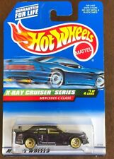 HOT WHEELS X-RAY CRUISER SERIES MERCEDES C-CLASS COLLECTOR #945 (21104) #1 OF 4