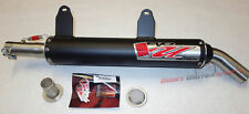 Big Gun Exhaust Pipe Evo Utility Slip-On Honda Big Red 680 09-12 12-1662