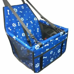 Dog Car Seat For Pet Booster Travel Box Cat Bag Hammock Basket Us Carrier Chair