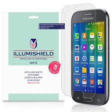3x iLLumiShield Matte Anti-Glare Screen Protector for Samsung Galaxy Ace 4