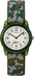 TIMEX KIDZ- Camo Rotating Disc watch