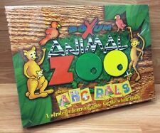 Animal Zoo With The ABC Pals A Strategic Learning Game For The Whole Family -NEW