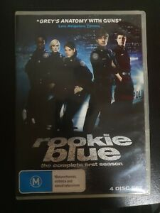 Rookie Blue - The Complete Season 1