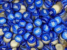 500 ((New Style Bud Light)) Beer Bottle Caps Fast Ship Great Value Blue White