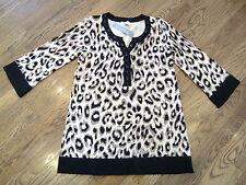 Womens Nwt Animalia Joseph A. Sz M Medium Silky Beaded Sweater