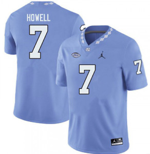 North Carolina Tar Heels HOWELL Jersey - Choose Color and Size