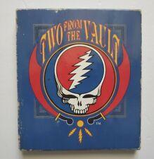 GRATEFUL DEAD - TWO FROM THE VAULT - LIVE 2 CD SET ORIGINAL DIGIPAK 1992