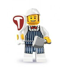 LEGO #8827 Mini figure Series 6 BUTCHER