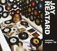 JAY REATARD - MATADOR SINGLES 08  CD NEU