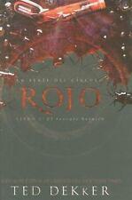 NEW - Rojo (La Serie del Circulo) (Spanish Edition) by Dekker, Ted
