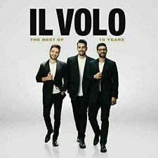 The Best Of IL Volo 10 Years *CD + DVD* 2 Discs 190759969823 Brand New SHIPPING!