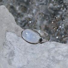 Mondstein Ring, 925er Silber, Edelsteinring (22858), Edelsteinschmuck