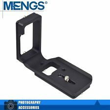 MENGS D750 L-Shaped Quick Release Plate For Nikon D750 Camera & Arca-Swiss