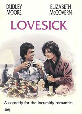 Lovesick ~  Dudley Moore Elizabeth McGovern ~ DVD ~ FREE Shipping USA